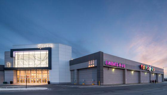 Centre d'achat St. Laurent