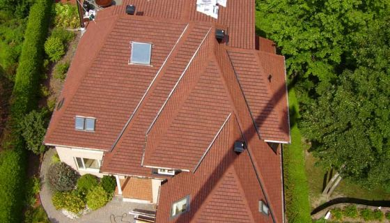 Lifetime roofing shingles