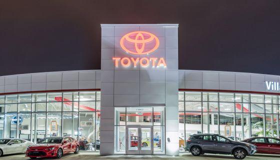 Villa Toyota